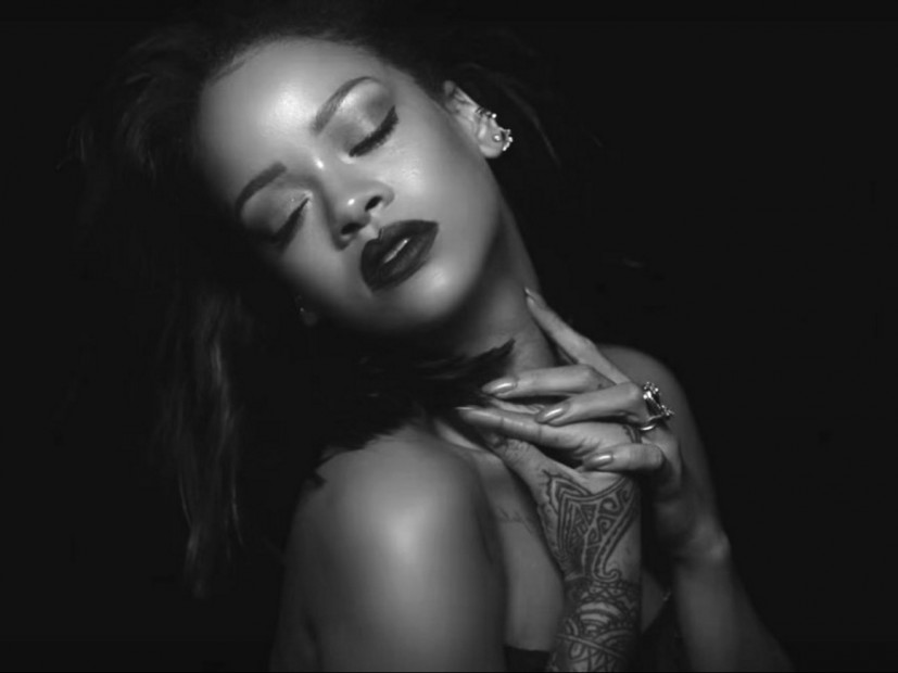 "Rihanna Drops Sultry New Visuals For ""Kiss It Better"""