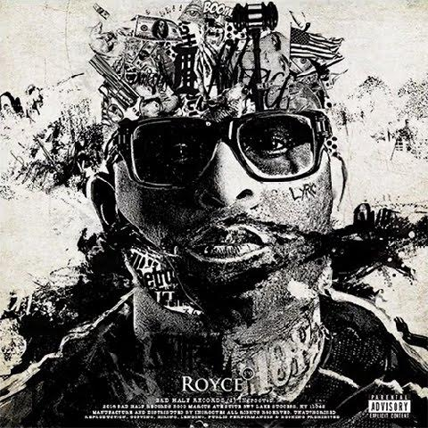 Royce Da 5'9 Layers Cover Art