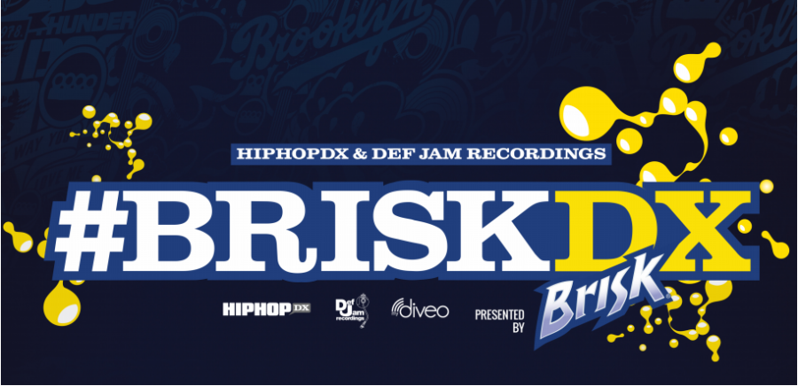 HipHopDX & Def Jam Recordings Announces Official SXSW Showcase Presented by Brisk® Iced Tea