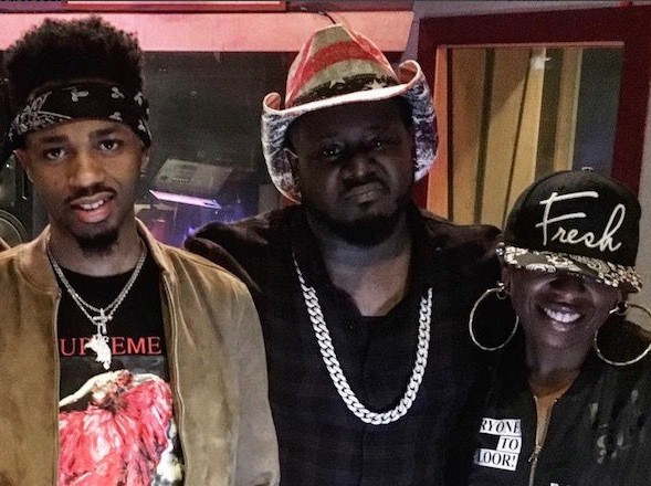 T-Pain Spotted In The Studio With Metro Boomin, Missy Elliot & Dej Loaf