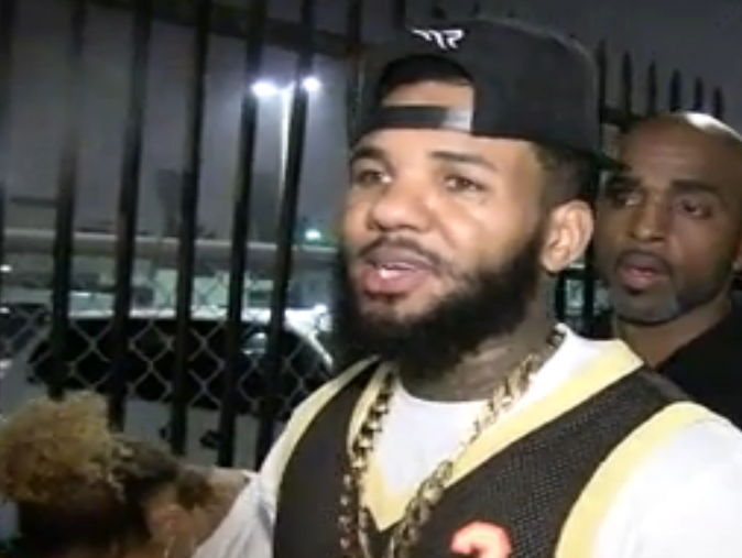 The Game & 50 Cent Attend Same Party Without Incident