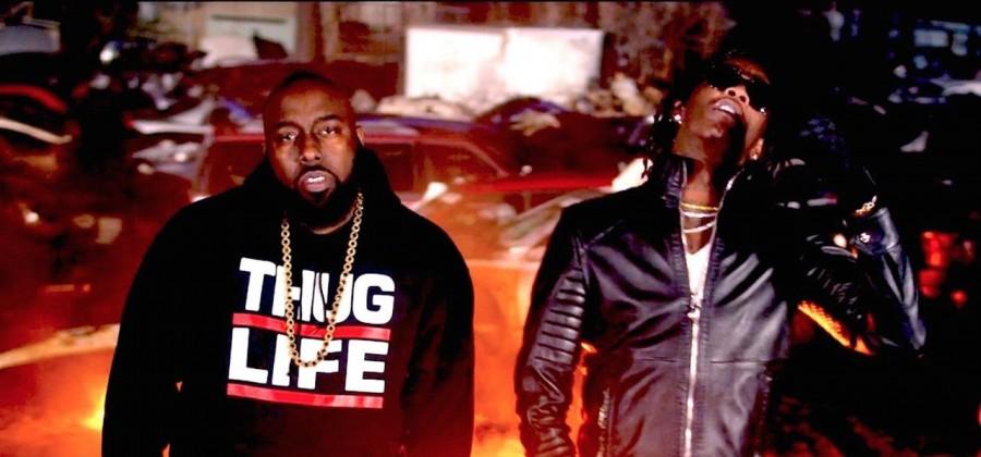 "Trae Tha Truth & Young Thug Play No Games In ""Slugs"" Video"
