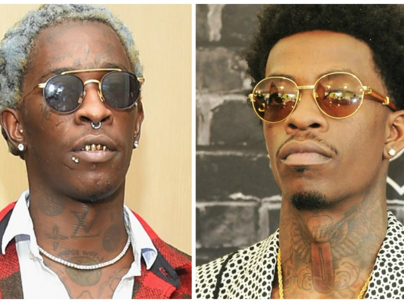 young thug and rich homie dating sim