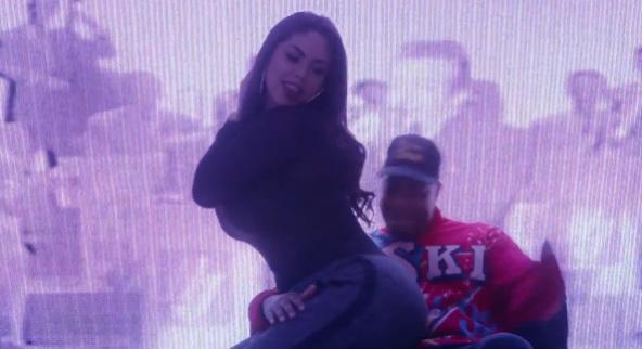 """Daytona Keeps Warm With Female Body Heat In """"Remix"""" Video"""