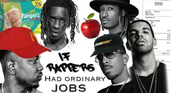 "J. Cyrus Spoofs Kendrick Lamar, Drake & More Having ""Ordinary Jobs"""