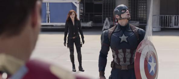 Spider-Man Gets Involved In New Marvel's Captain America: Civil War Trailer