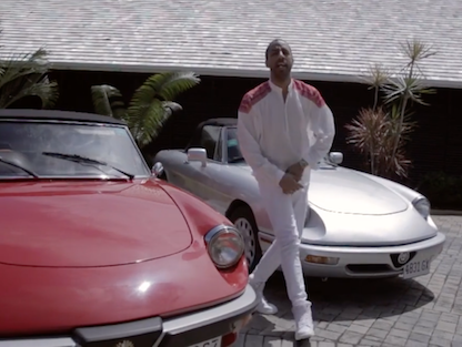 """Ryan Leslie Basks In The Sunshine In The Visuals For """"The Wonderful Ones"""""""
