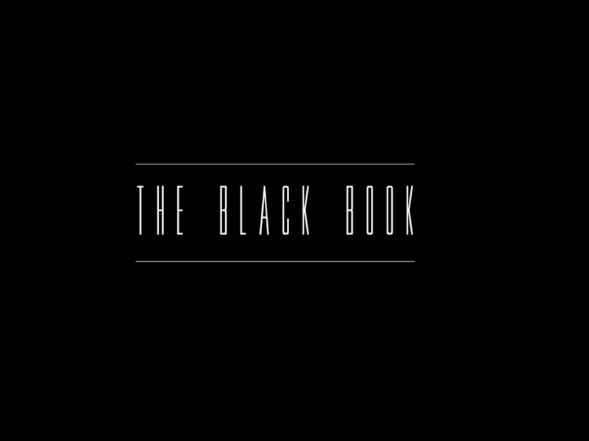 "V. Bozeman Catches Tyrese Getting Head In ""The Black Book"" Trailer"