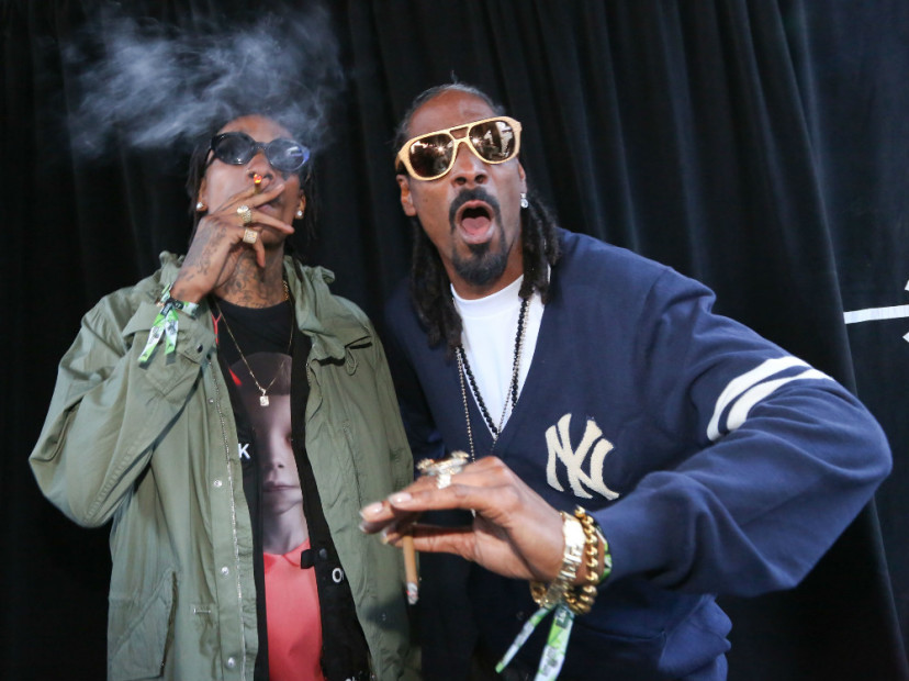Snoop Dogg Wiz Khalifa Tour