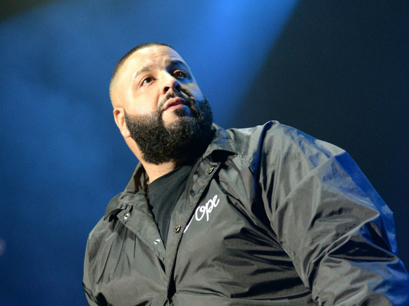 "DJ Khaled Announces Signing With Epic Records & ""Major Key"" Album"