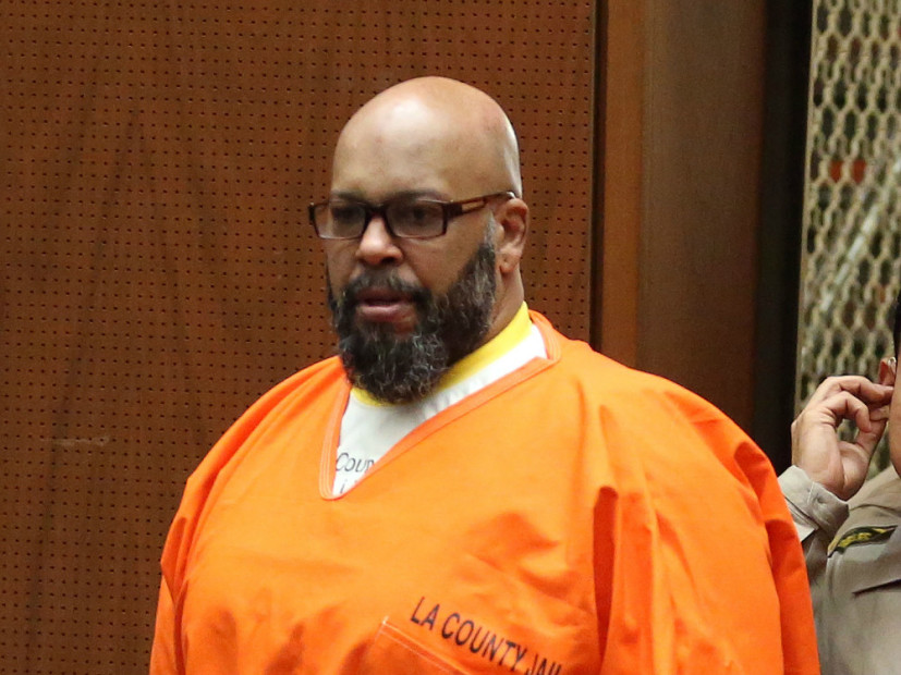 Suge Knight Reportedly Denied Permission To Attend Mother's Funeral