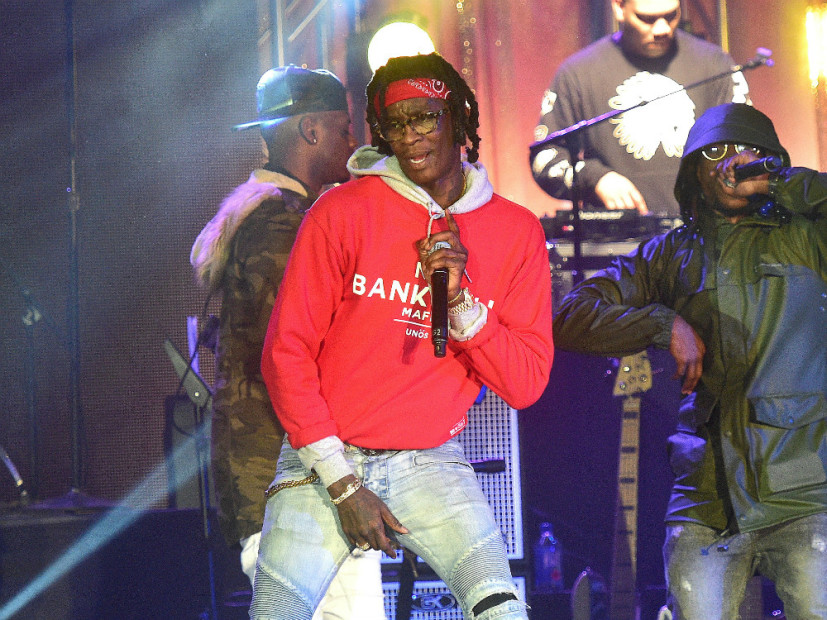 Young Thug Retracts Threats Against Charlamagne Tha God