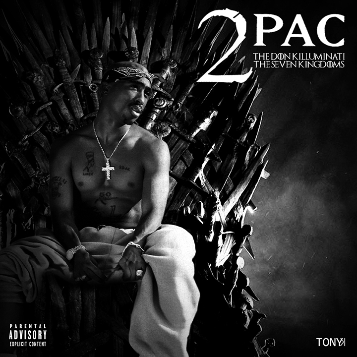 tupac �game of thrones� mashup mixtape stream hiphopdx