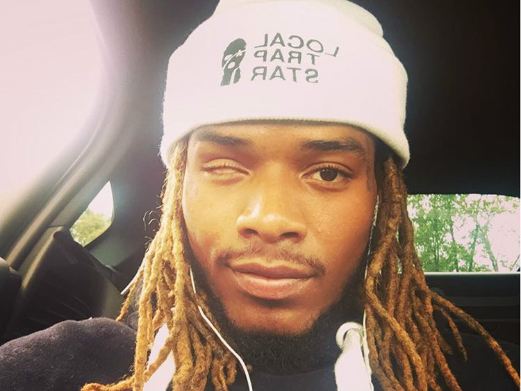 Fetty Wap Still Rides Motorcycles