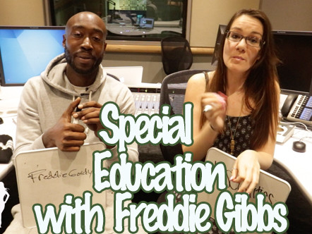 Freddie Gibbs Plays Special Education
