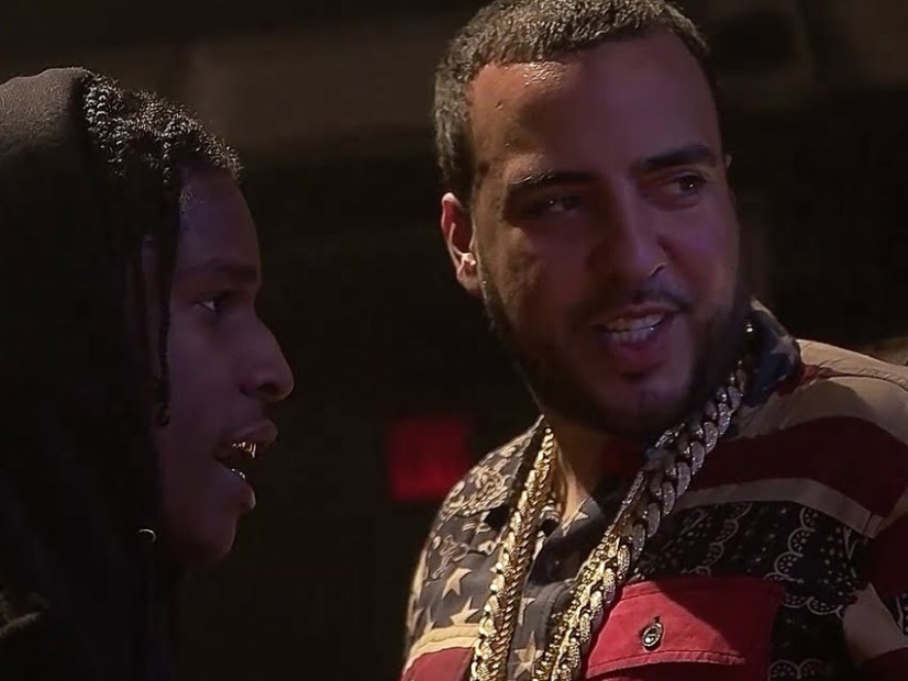 "French Montana & Manolo Rose Connect For ""Old Man Wildin'"" Video"