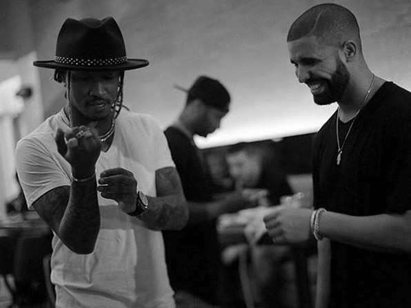 "Drake & Future Offer VIP Packages With Candles & Hats For ""Summer Sixteen Tour"""