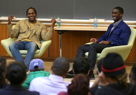 8 Things We Learned From Pusha T's Harvard Q&A