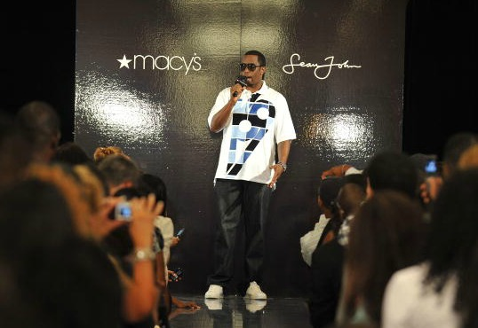 "Diddy Calls Sean John ""A Fashion Revolution"" 18 Years Later"