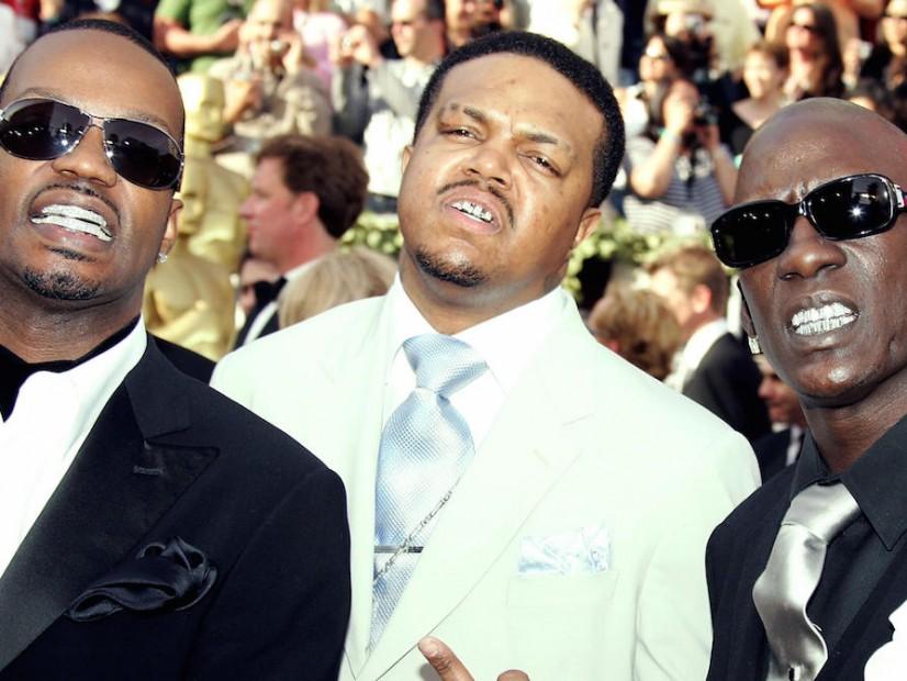 Reunion Of Three 6 Mafia Members Juicy J, DJ Paul & Crunchy Black Only A Possibility