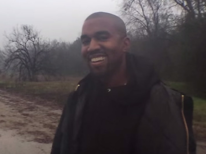 """Kanye West Interrupts Wedding Speech With """"Imma Let You Finish..."""" Line"""