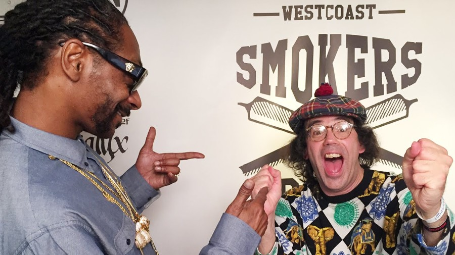 Nardwuar's Interviews Snoop Dogg For The 8th Time