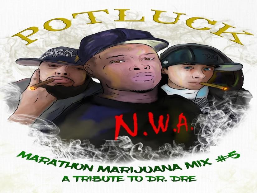 Potluck's Marathon Marijuana Mix #5: A Tribute To Dr. Dre