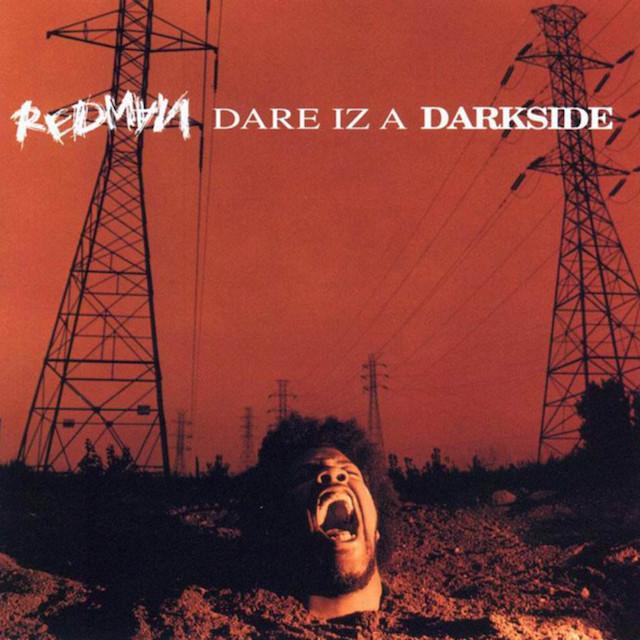 Redman Dare Iz A Darkside album cover