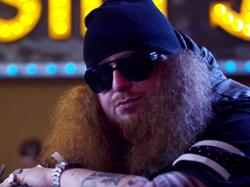 "Rittz Tells Us A ""Ghost Story"""