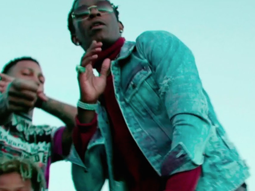 "Trouble Enlists Young Thug, Young Dolph & Big Bank Black ""Ready"" Remix Video"