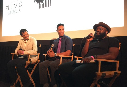 "Black Thought Celebrates ""The Last Dragon"" At Screening With Taimak & El DeBarge"