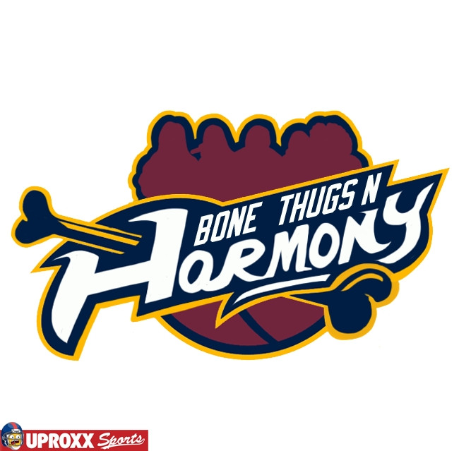 bone thugs cleveland cavaliers logo