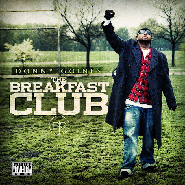 donny goines the breakfast club