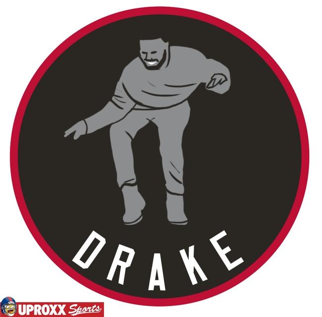 drake toronto raptors logo