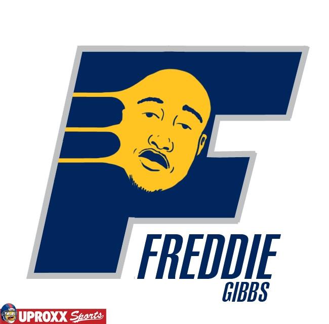 freddie gibbs indiana pacers logo