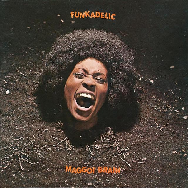 funkadelic maggot brain 1971