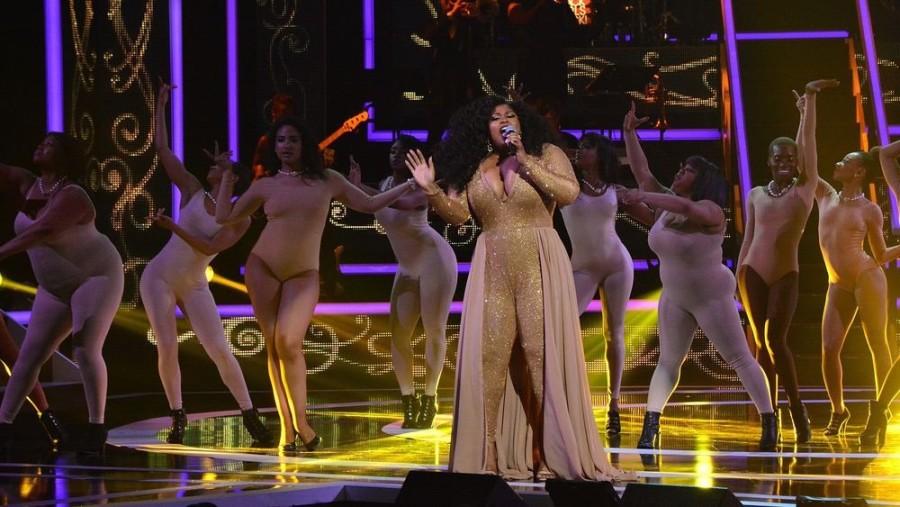 "Jazmine Sullivan Spreads Message Of Self-Love During Performance Of ""Masterpiece (Mona Lisa)"""