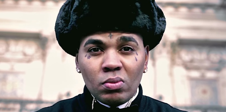 """Kevin Gates Takes It Over Seas In """"Not The Only One"""""""