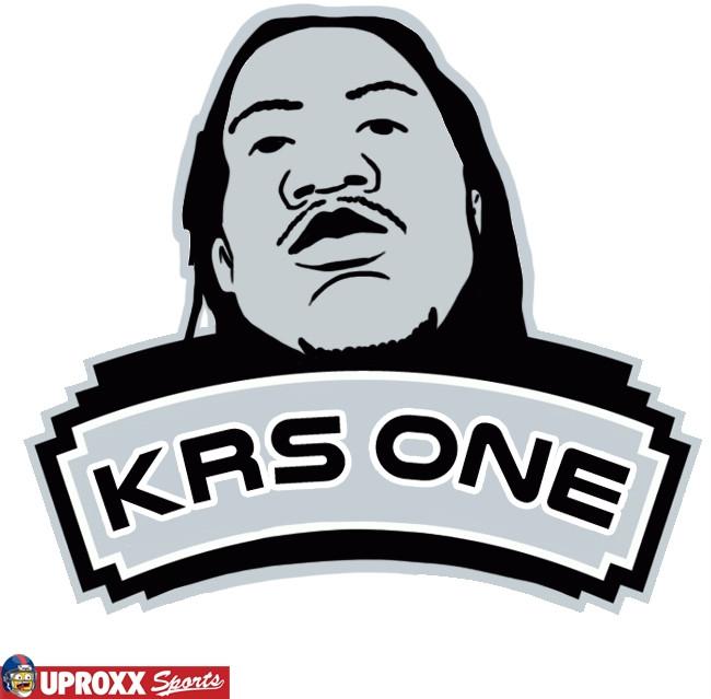 krs-one san antonio spurs logo