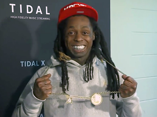 Lil Wayne Gifted With Key To Lafayette, Louisiana
