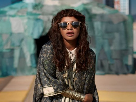 "M.I.A. Teams Up With H&M For A World Recycle Week Exclusive Track ""Rewear It"""