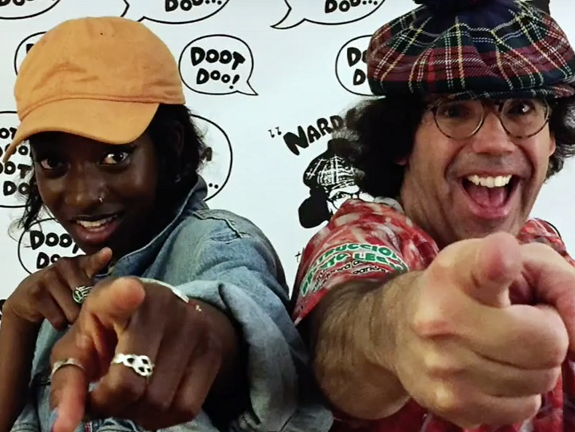 Nardwuar Catches Up With Little Simz In Latest SXSW Interview