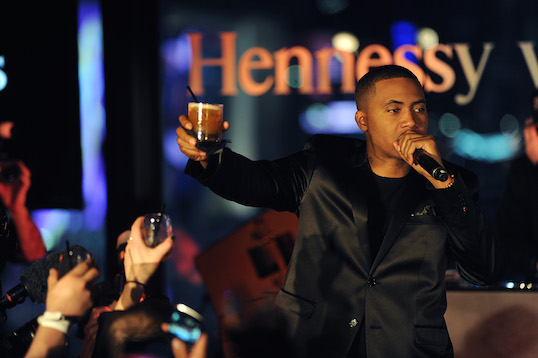 """Nas Exclusively Details New Hennessy Wild Rabbit Campaign: """"The Piccards"""""""