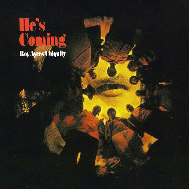 roy ayers ubiquity he's coming