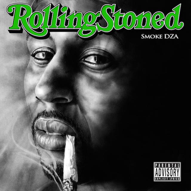 smoke dza rolling stoned album