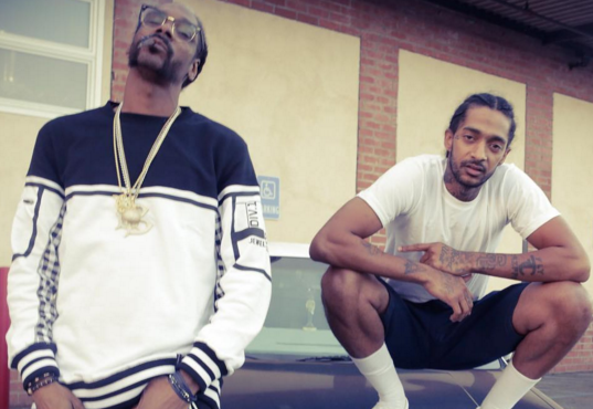 Snoop Dogg Hits Studio With Just Blaze & Nipsey Hussle For New Album