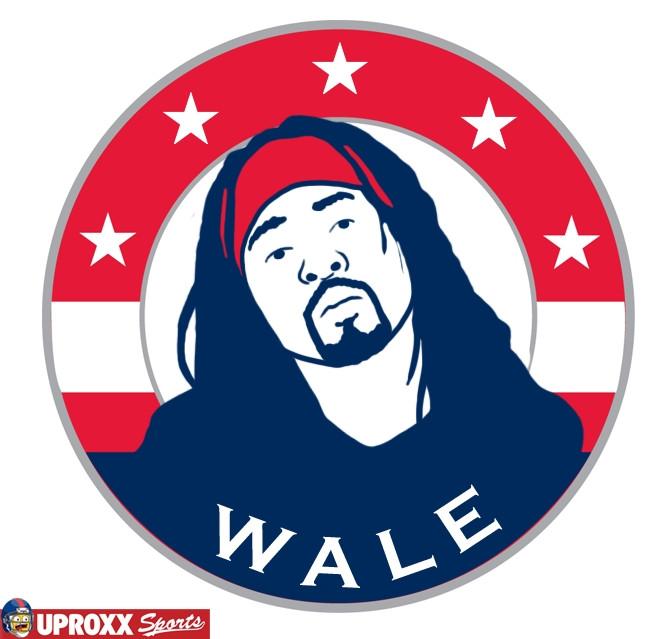 wale washington wizards logo