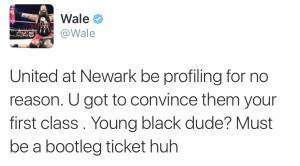 Wale Tweet