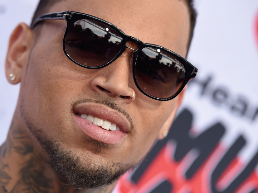 "Chris Brown Announces ""Heartbreak On A Full Moon"" Album"
