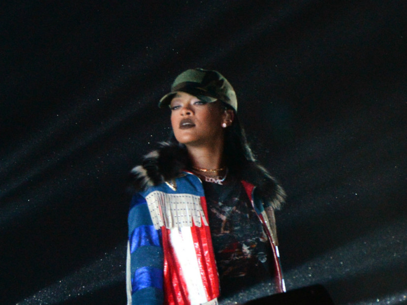 Rihanna & Desiigner Receive Platinum Single Certifications